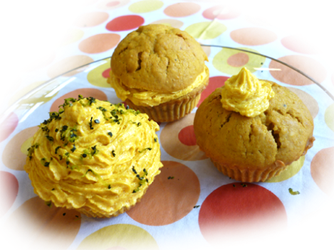 pumpkin-cupcake-muffin-1