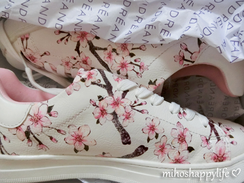 Spring Shoes | Cherry Blossoms and more