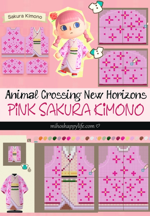 Animal Crossing Designs Miho S Happy Life