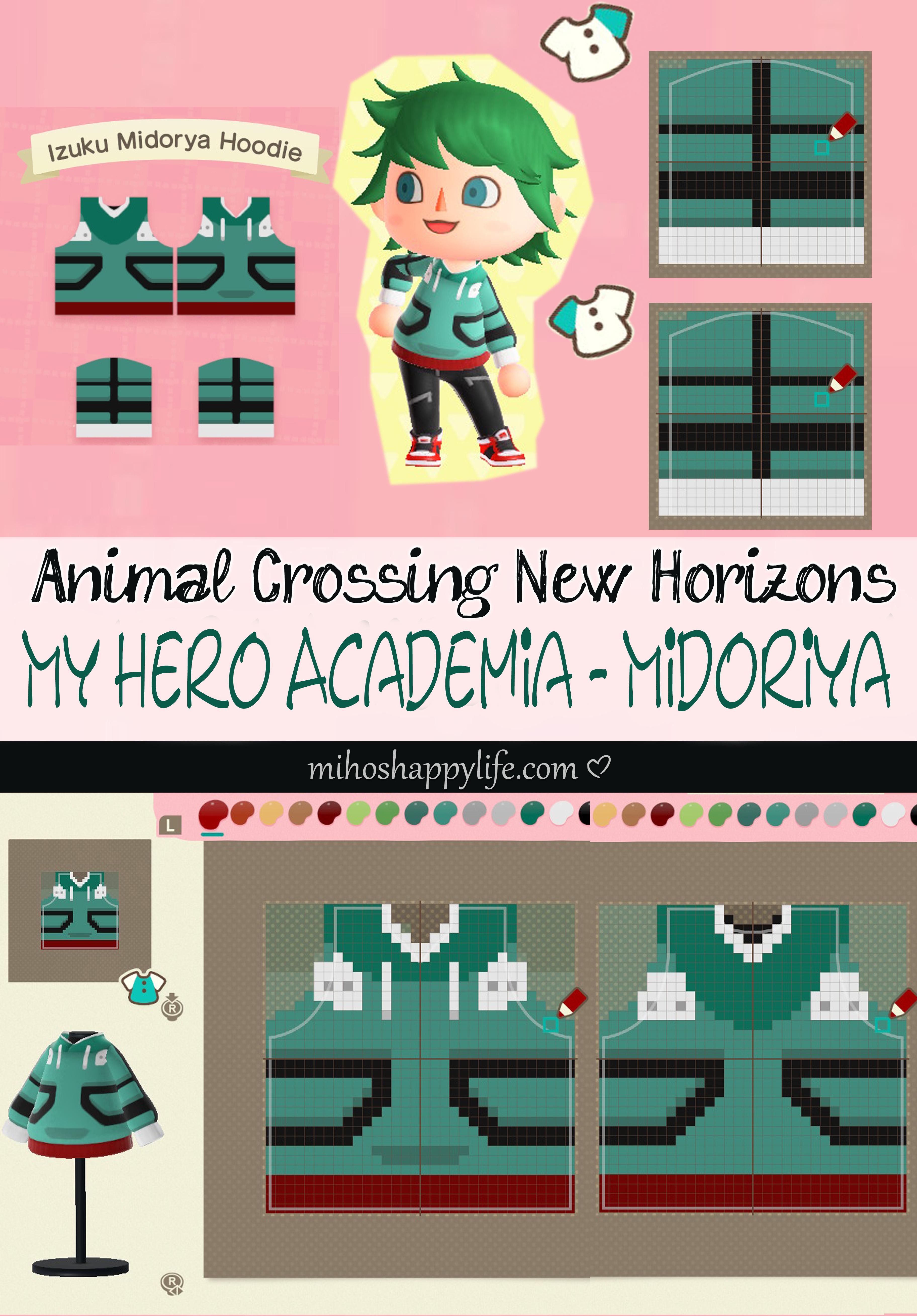 mihoshappylife-animal-crossing-my-hero-academia-midoriya