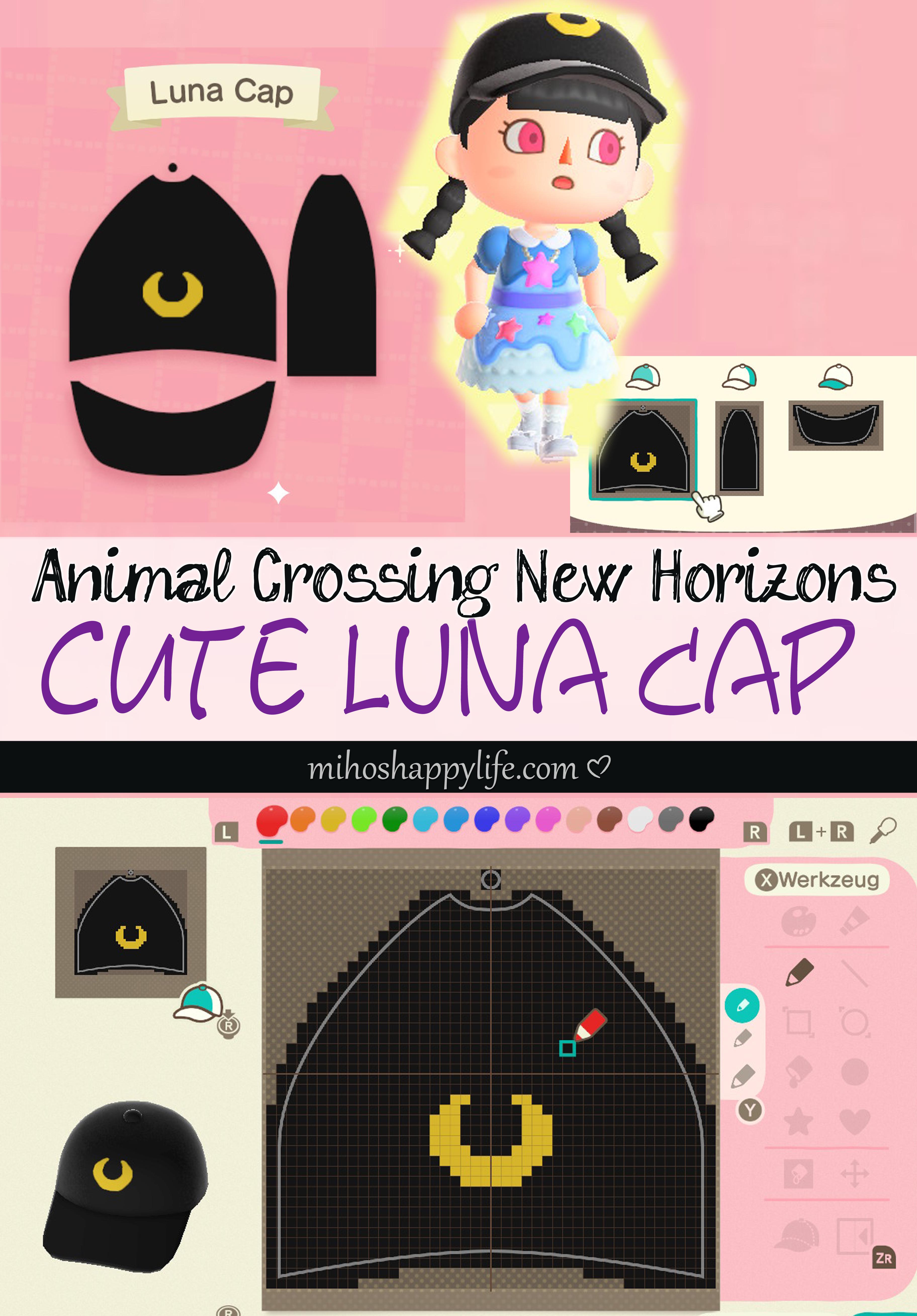 mihoshappylife-animal-crossing-sailormoon-luna-cap